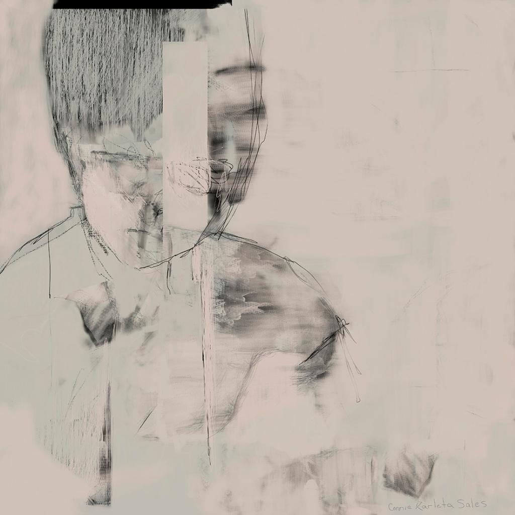 Look for the Light Bearers, digital drawing, CKS, 2019